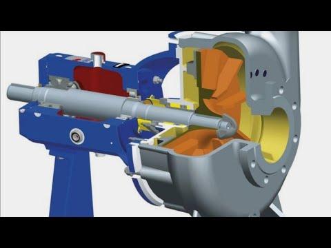 Centrifugal Pump| Maintenance  |صيانة كاملة|طلمبة| طاردة مركزية