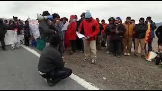 Video: Asamblea de comunidades indígenas de Salinas Grandes y Laguna de Guayatayoc