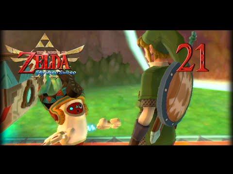 Zelda Skyward Sword - Cap.21 Una entrada al Templo del Tiempo