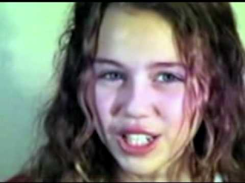 Miley Cyrus Auditions For Hannah Montana and Zoey