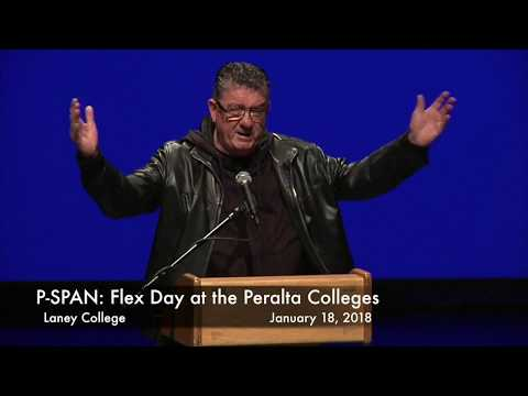 P-SPAN #606: Peralta Colleges Flex Day, Part 1