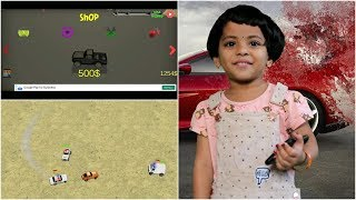 Best Video Games for Kids and Children Crazy Car Drifting Police Chase Game Review