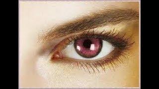 Как изменить цвет глаз реально!