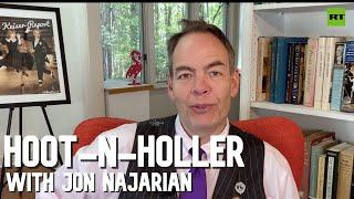 Keiser Report | Hoot-n-Holler with Jon Najarian | E1525