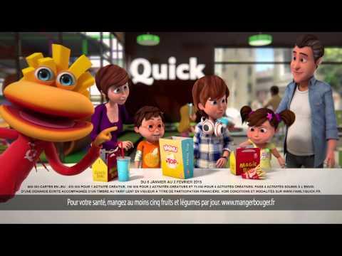 Family Quick - Film créativité