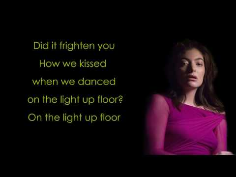 Lorde  Green Light Lyrics