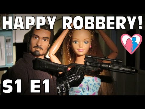 "The Happy Family Show - S1 E1 ""HAPPY ROBBERY"" 