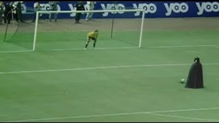 top 5 weirdest funniest penalties in the history of football ever
