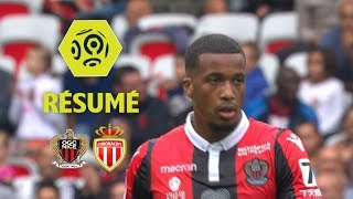 OGC Nice - AS Monaco (4-0)  - Résumé - (OGCN - ASM) / 2017-18