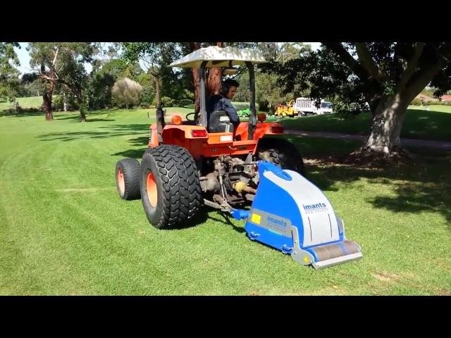 Imants Root Pruner By Sustainable Machinery