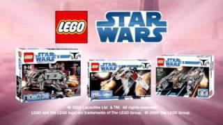 "2008 LEGO Star Wars ""Torrent Fighter"" TV commercial @ Toys R Us Hong Kong"
