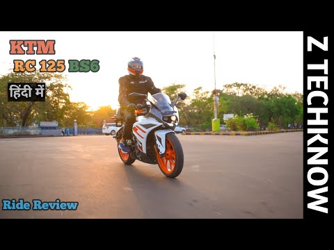 ktm-rc-125-bs6-2020-detailed-ride-review-hindi-|-price-|-mileage-rc-125-better-than-r15?-z-techknow