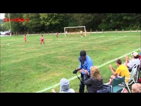Zanesville Arsenal VS ZESA 092715