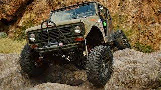 AZ 4x4 Willow Canyon crawling