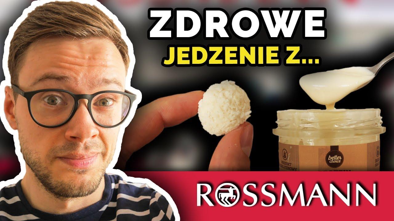 Co kupić w Rossmannie? | Zdrowe jedzenie dla cukrzyków - produkty BEZ CUKRU | Nie słodzę