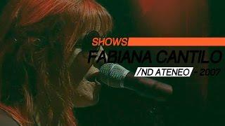 Fabiana Cantilo - ND Ateneo 2007 - Show Completo