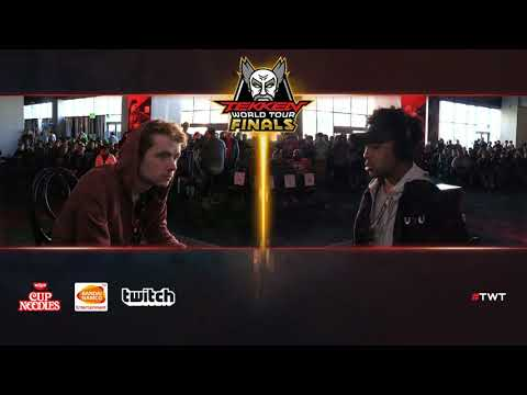 Tekken World Tour Finals - Group A (JDCR, Joey Fury, Fergus, P-Ling)