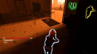 Left 4 Dead 2-How to play as witch (gameplay)