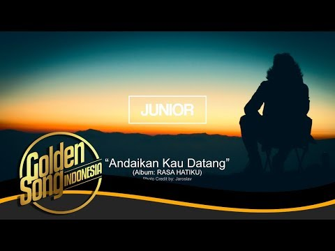 JUNIOR - Andaikan Kau Datang (Official Audio)