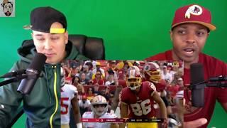 49ers vs. Redskins | Reaction | NFL Week 6 Game Highlights |