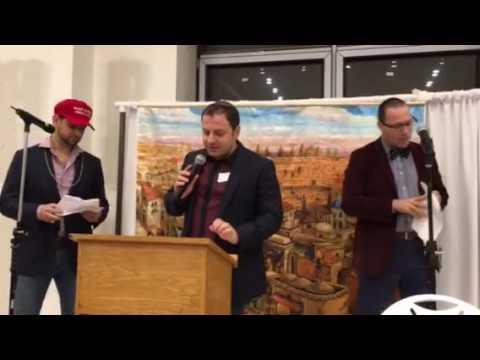 Mazel Day School Presidential Debate