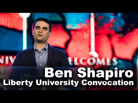 Ben Shapiro  Liberty University