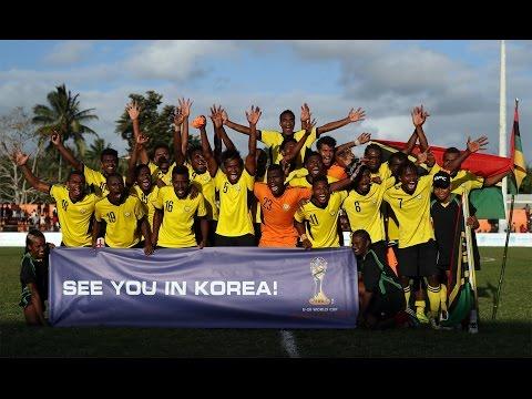 2016 OFC U20 SEMI-FINAL | Vanuatu v Solomon Islands - Highlights