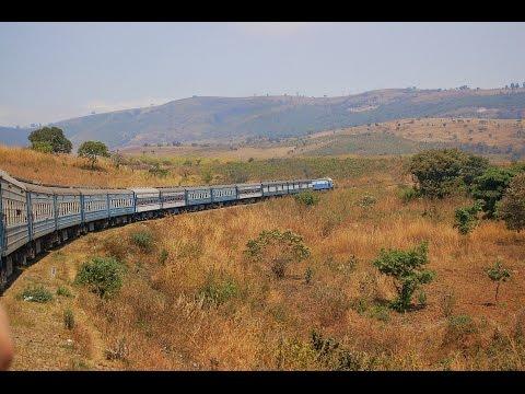 Tazara Treni - Tanzanya'dan Zambiya'ya 2 gün yolculuk - Ağustos 2011