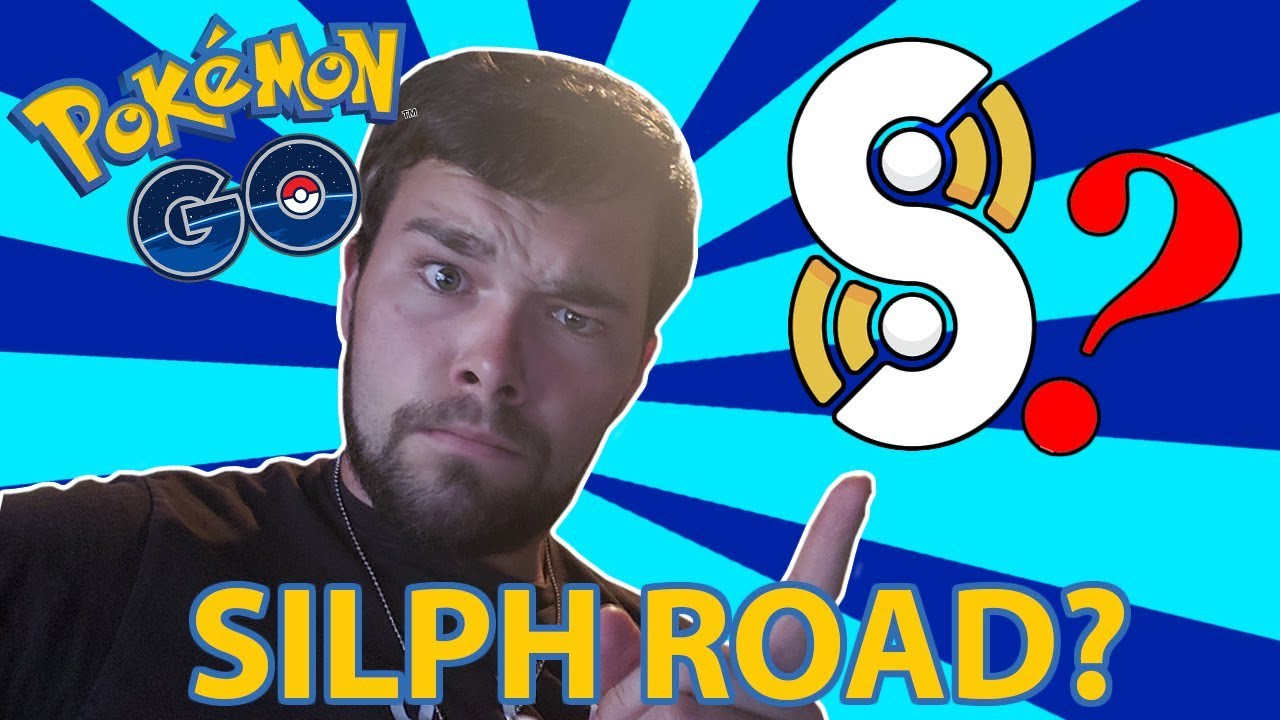WHAT IS THE SILPH ROAD??? (Pokemon Go)