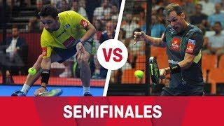 Resumen Semifinal Sanyo/Maxi VS Paquito/Juan Martín Estrella Damm Valencia Master 2018
