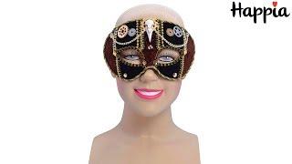 Венецианская маска в стиле Стимпанк / Обзор