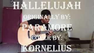 Paramore - Hallelujah  Acoustic by Kornelius