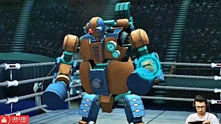 Real Steel World Robot Boxing - Android Robot Arena Fight