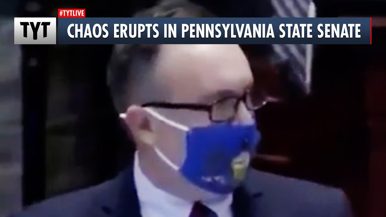 PA GOP removes Lt. Gov. John Fetterman over senator dispute ...