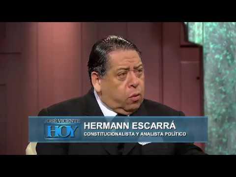 José Vicente Hoy - Domingo 02-07-2017 - Hermann Escarrá