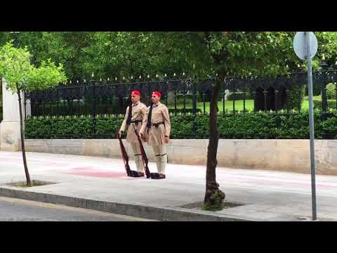 Changing of the Guards - Athens