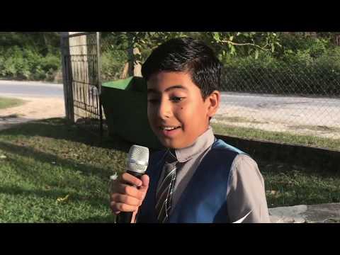 Child preacher Jerson Makhwani (Belize)