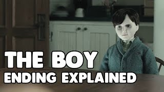 The Boy Ending Explained (Spoiler Alert)