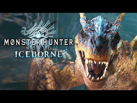 Tigrex jagt einen Zombey!   09   MONSTER HUNTER WORLD: Iceborne