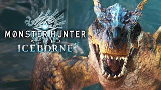 Tigrex jagt einen Zombey! | 09 | MONSTER HUNTER WORLD: Iceborne