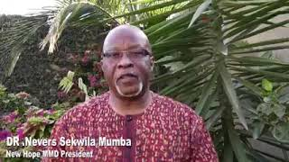 EVERY VOTE MATTERS - Dr Nevers Mumba.