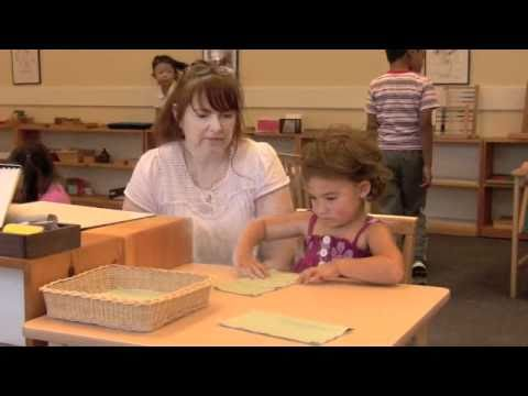 Montessori Practical Life at LePort Schools