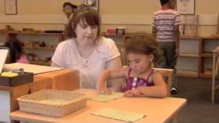 Montessori Practical Life at LePort Montessori