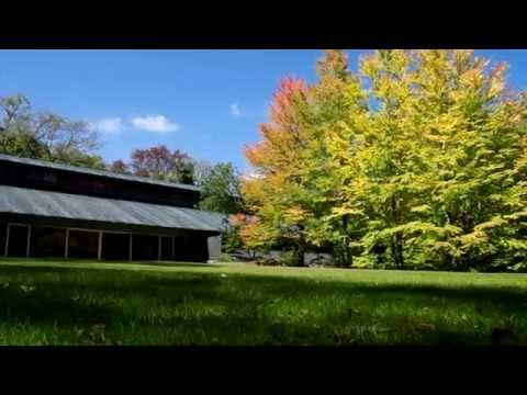 Japan in 2 minutes: Sezon Museum of Modern Art, Garden セゾン現代美術館 庭園