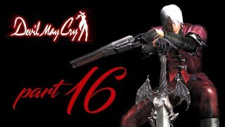 Devil May Cry HD Walkthrough Part 16 No Commentary