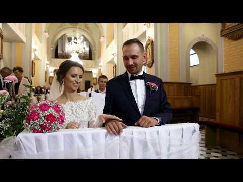Kasia i Michał teledysk ślubny