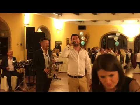 Ionut Coste botez Italia