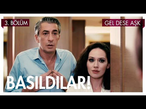 Yasemin otele geldi - Gel Dese Aşk 3. Bölüm