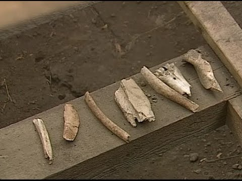 Saskatchewan: Aboriginal archaeology at Wanuskewin