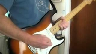 Howling -Guitar Cover Tomoyasu Hotei